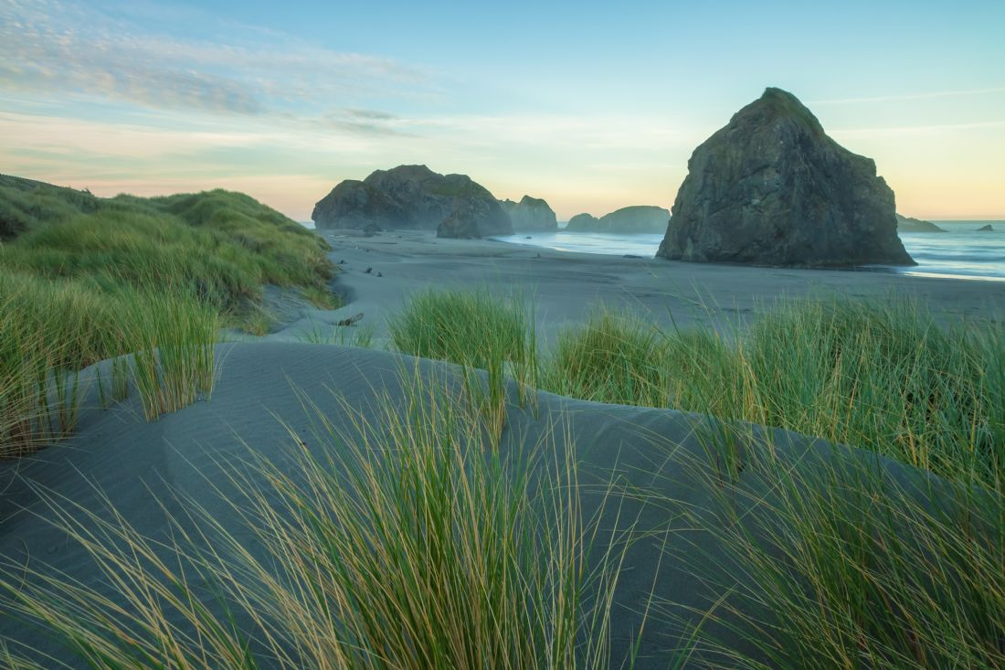 jonathan nguyen | Oregon coast sunrise