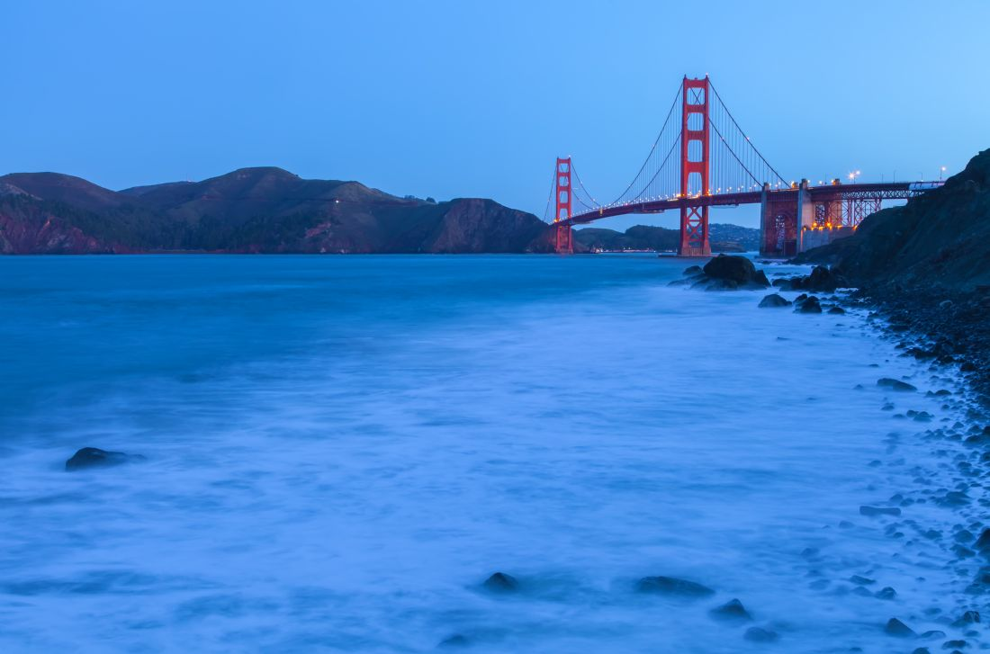 jonathan nguyen | golden gate dawn