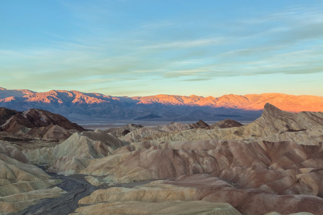 jonathan nguyen | Death Valley Sunrise