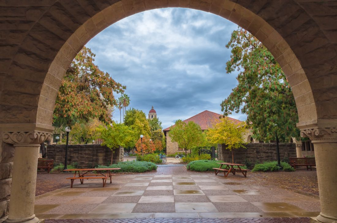 jonathan nguyen | A Rainy Day at Stanford