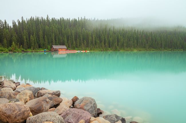 jonathan nguyen | lake louise boat house