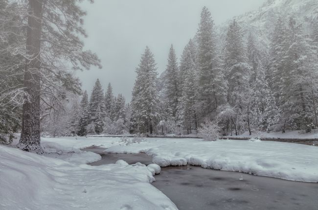 jonathan nguyen | Yosemite In Winter