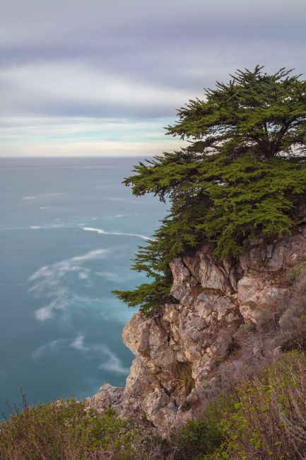 jonathan nguyen | big sur cliff