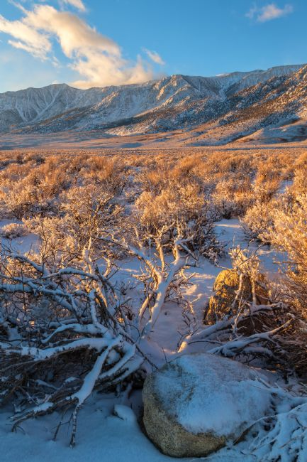 jonathan nguyen | Winter in Eastern Sierra