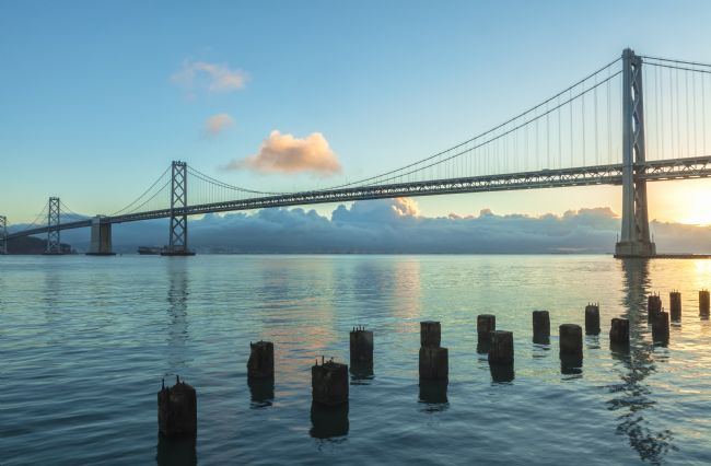 jonathan nguyen | The Bay Bridge