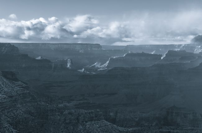jonathan nguyen | Grand Canyon blue