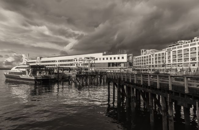 jonathan nguyen | seattle port sepia