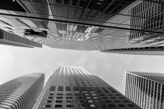 jonathan nguyen | San Francisco High Rise BW