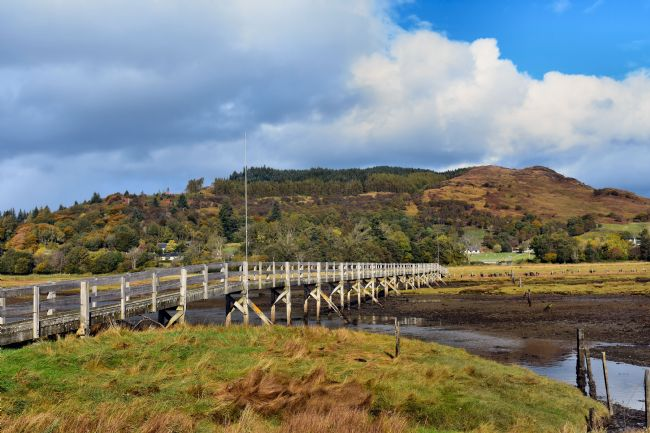 bill lighterness | Jubilee Bridge , Appin