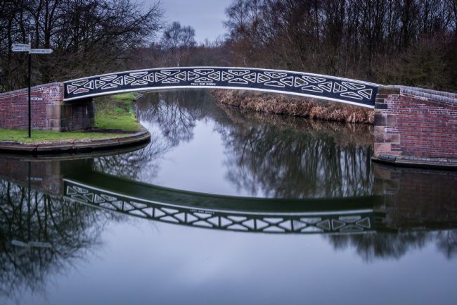 Matthew Boxley | Toll End Works Canal Bridge