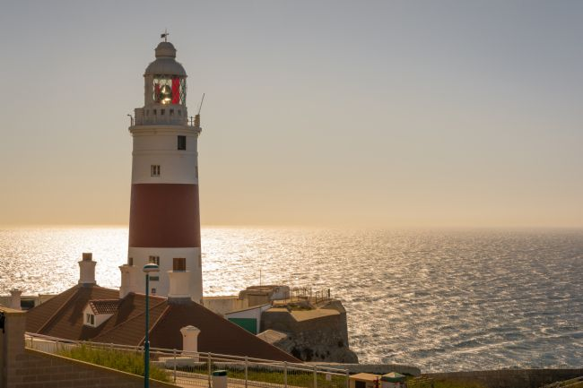Matthew Boxley | Europa Point Lighthouse Gibraltar at Sunrise