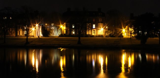tammy mellor | buxton by night