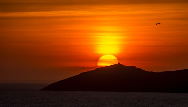 Jon Rendle | Rame Head Sunset