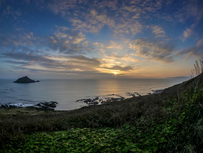 Jon Rendle | Wembury Point Sunset