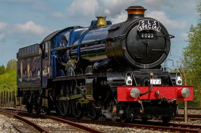 Ken Brannen | King Edward II Steam Train