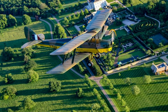 Ken Brannen | Tiger Moth Flight