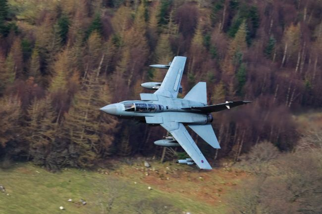 Ken Brannen | Tornado GR4 down low