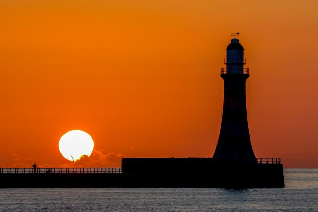 Ken Brannen | Roker Pier at Sunrise