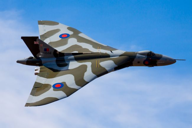 Ken Brannen |  The Mighty Vulcan Bomber