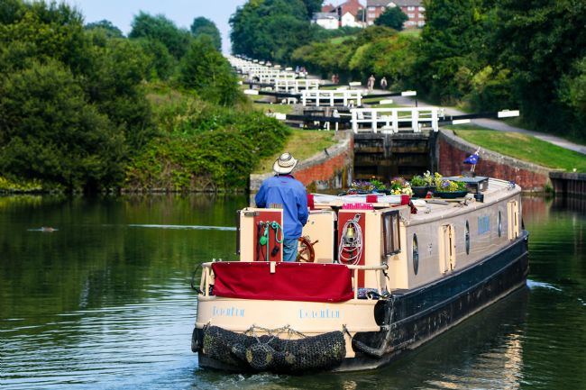 Ken Brannen | Caen Hill Locks