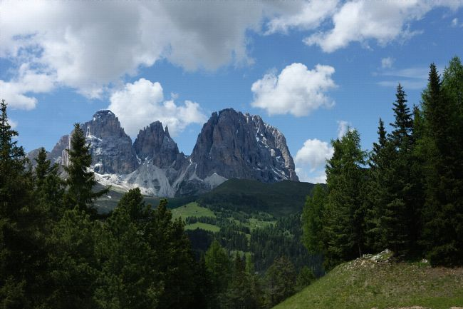 Liz Alderdice | The Dolomites