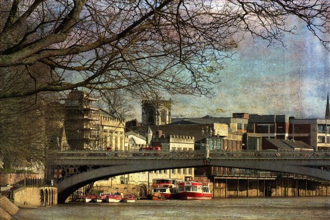 Liz Alderdice | Lendal Bridge, York