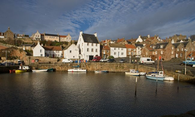 Liz Alderdice | Crail Harbour