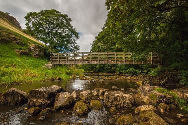 Iain McGregor | The Gypsy Stepping Stones and Footbridge.