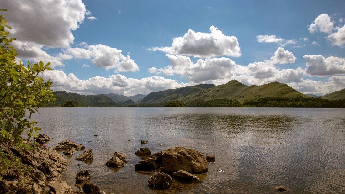 John Biggadike | Derwent Water and Catbells
