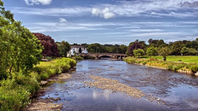 John Biggadike | Bridge at Cockermouth