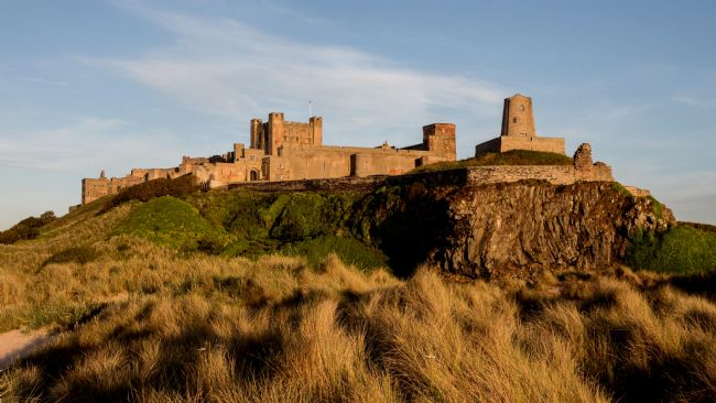 John Biggadike | Bamburgh Castle