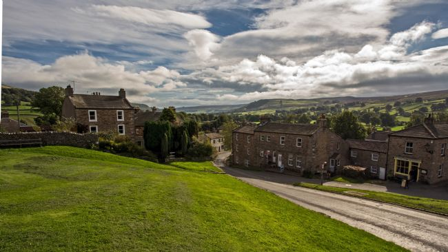 John Biggadike | Reeth