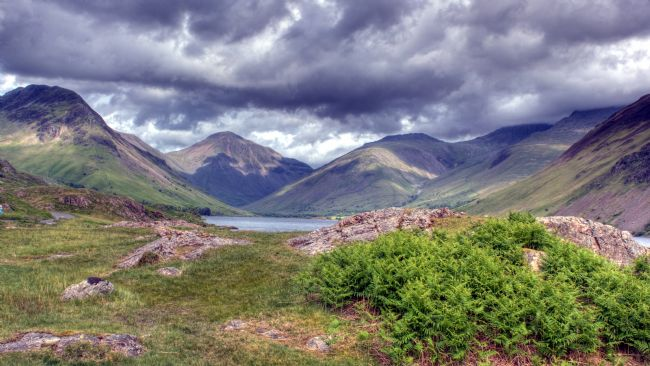 John Biggadike | Wasdale and Great Gable.