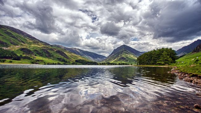 John Biggadike | Buttermere on a calm day.