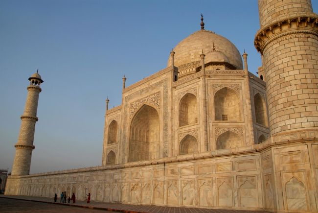 Serena Bowles | Taj Mahal in Perspective, Agra, India