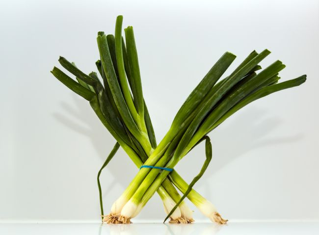 Garry Downs | spring onions