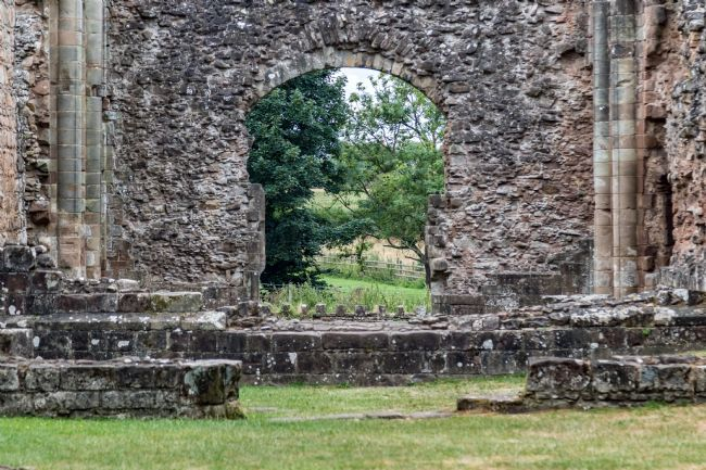 Garry Downs | Lilleshall abbey