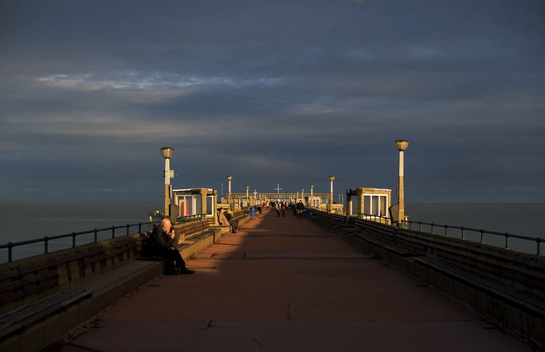 Perry Johnson | Deal pier