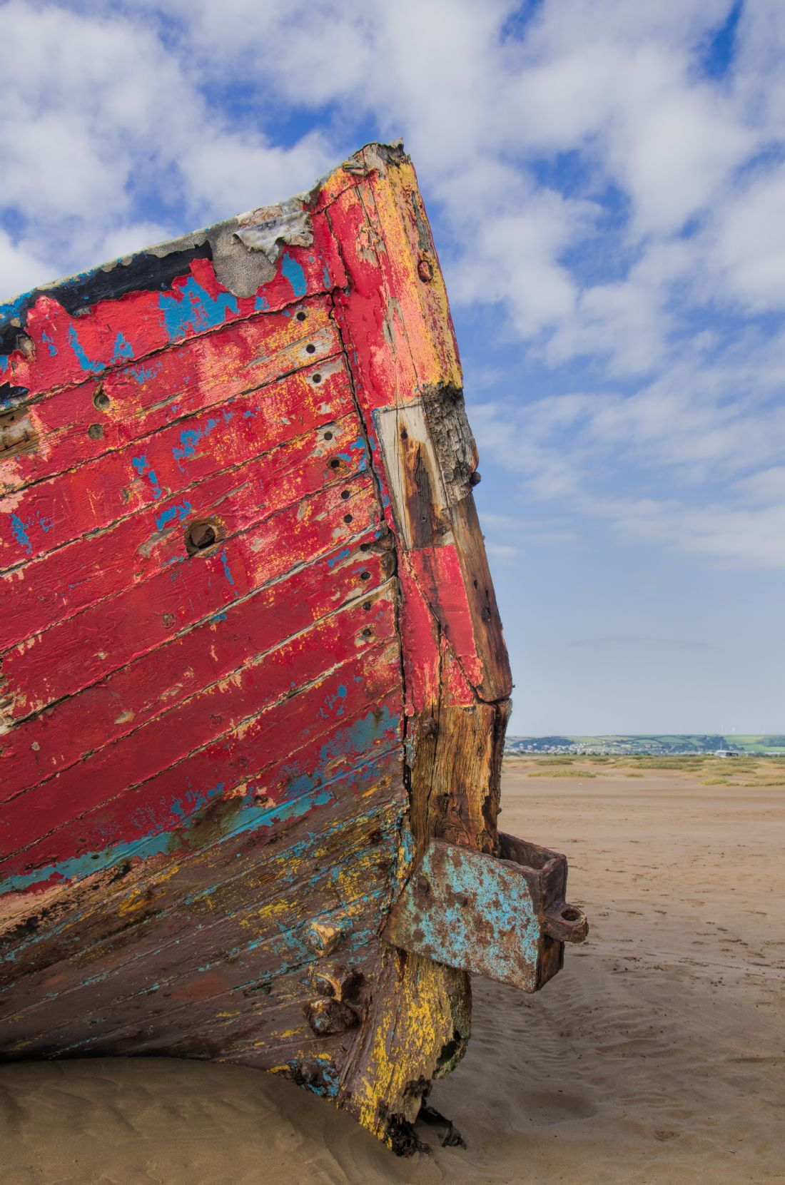 Pete Hemington | Fishing boat at Crow Point