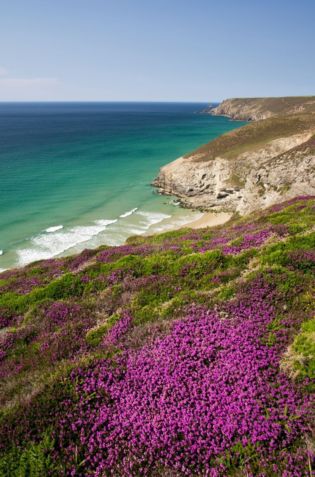 Pete Hemington | Cornish coast near Porthtowan