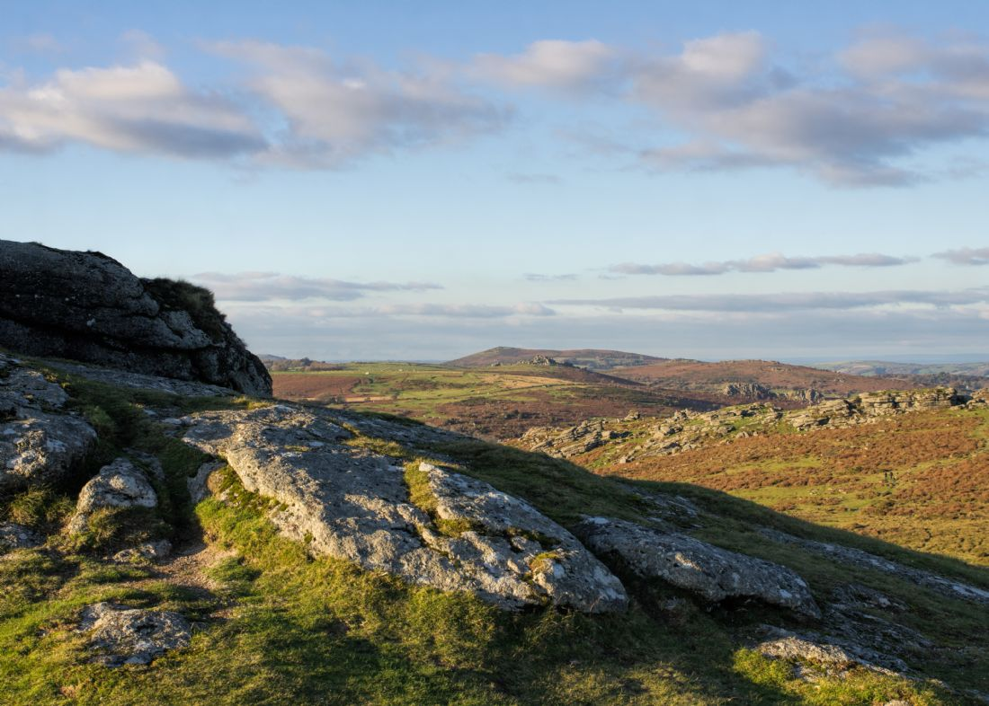Peter Hemington | Autumn on Dartmoor