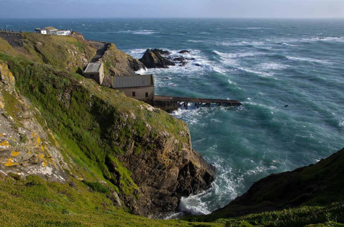 Peter Hemington | Lizard point in Cornwall