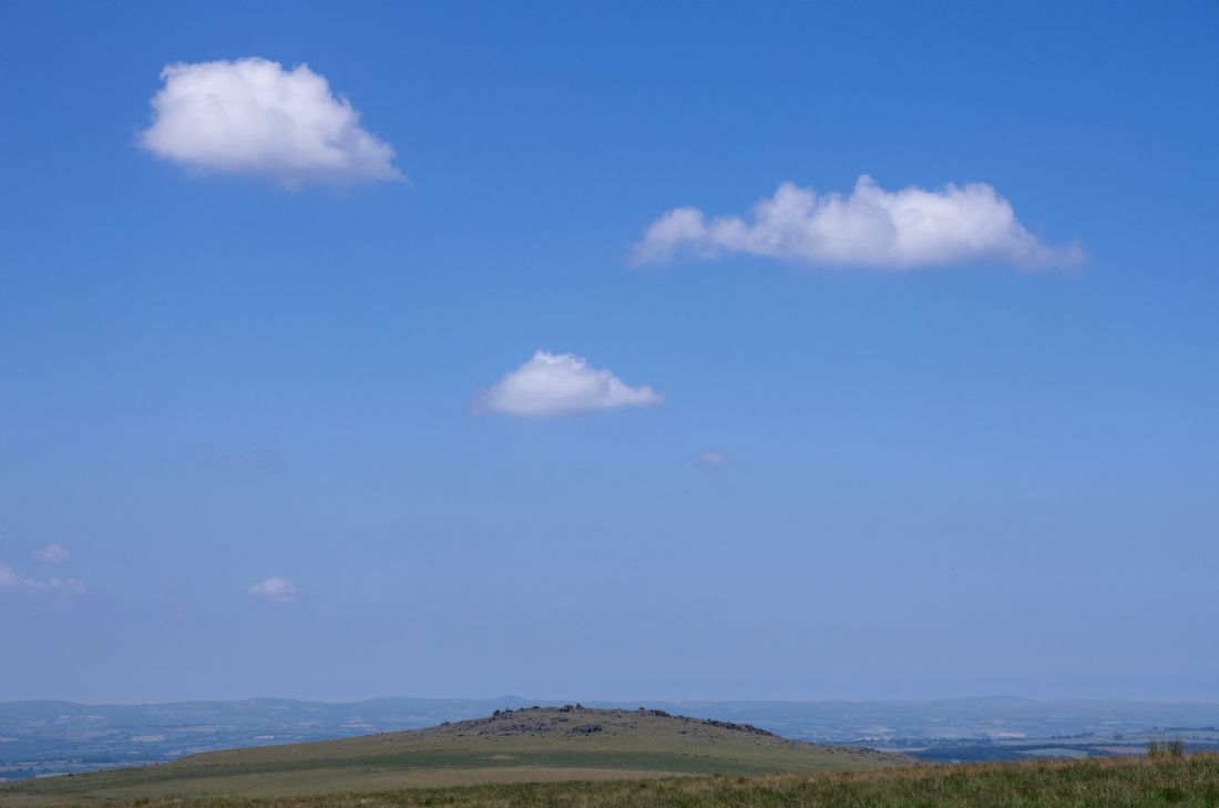Pete Hemington | Dartmoor sky