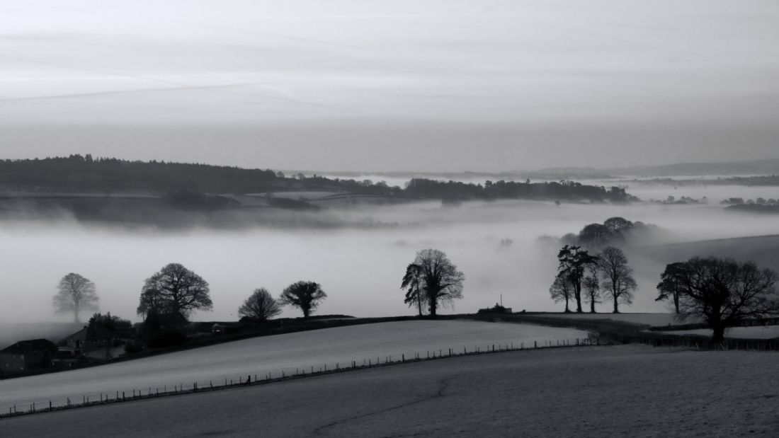 Pete Hemington | Misty Culm vale