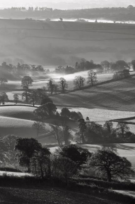 Peter Hemington | Misty Mid Devon