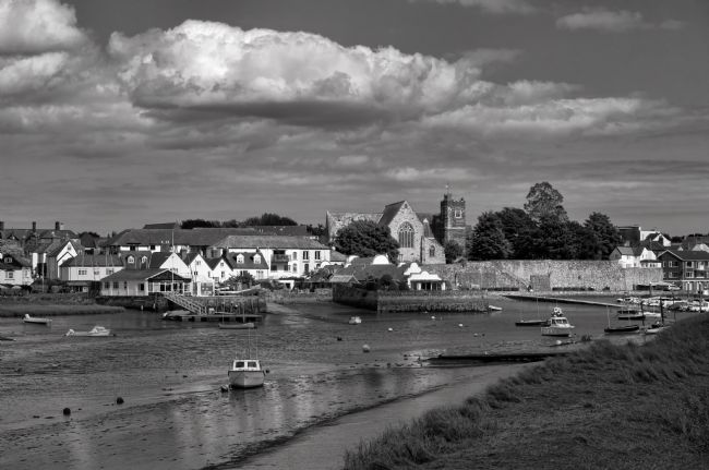Pete Hemington | Topsham Waterfront in Devon