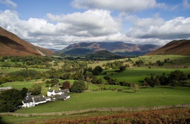 Pete Hemington | Skiddaw from the Newlands valley