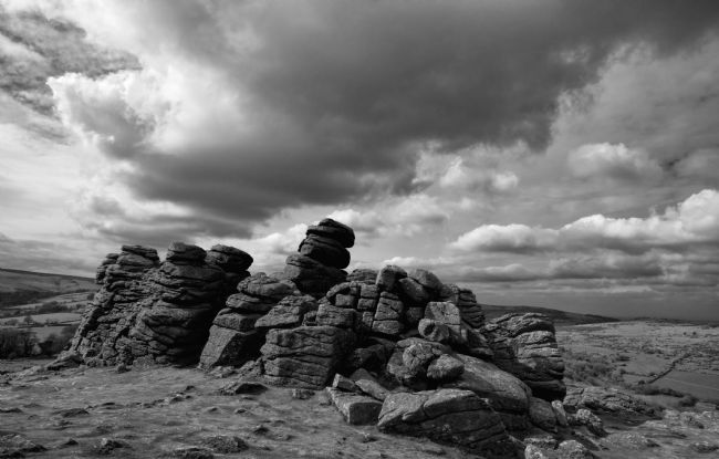 Pete Hemington | Hound Tor on Dartmoor