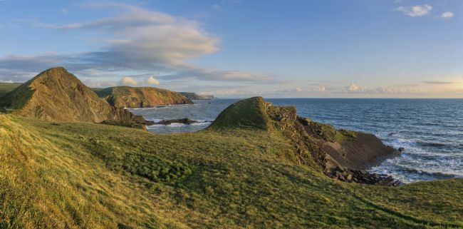 Peter Hemington | North Devon coast from Hartland