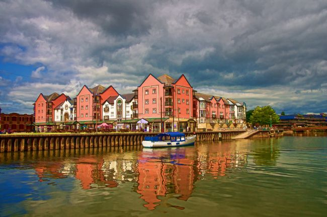 Peter Hemington | Exeter Quay
